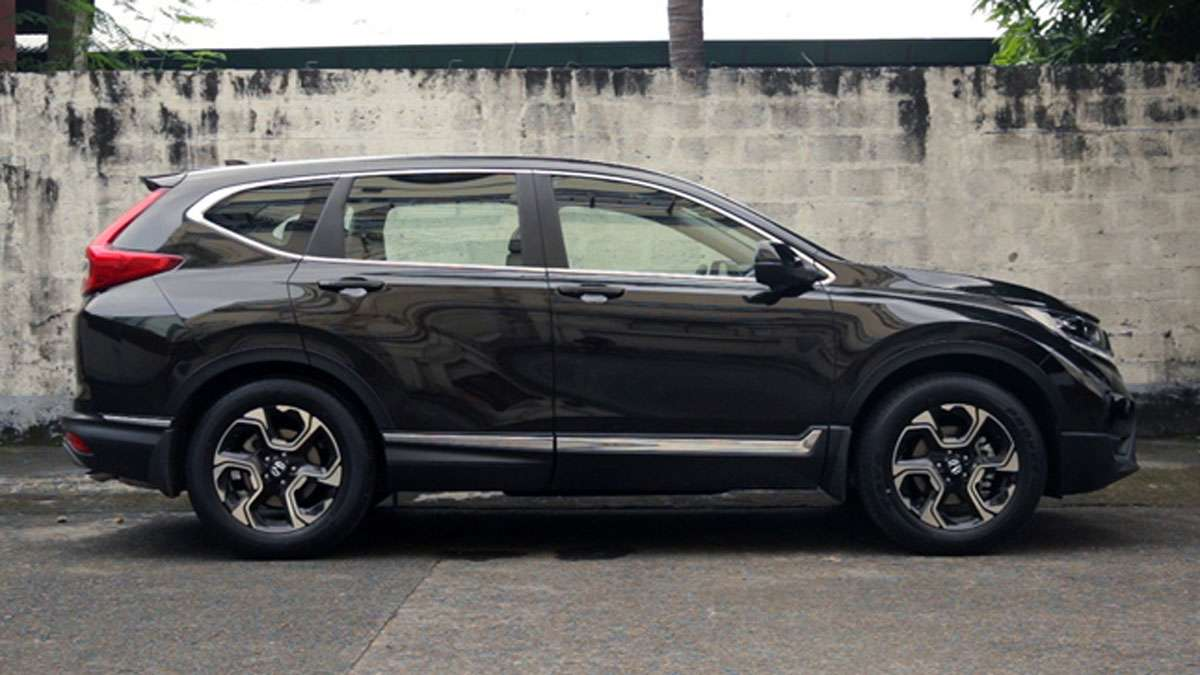 The Most Affordable Honda CR-V Variant Is Still Impressive