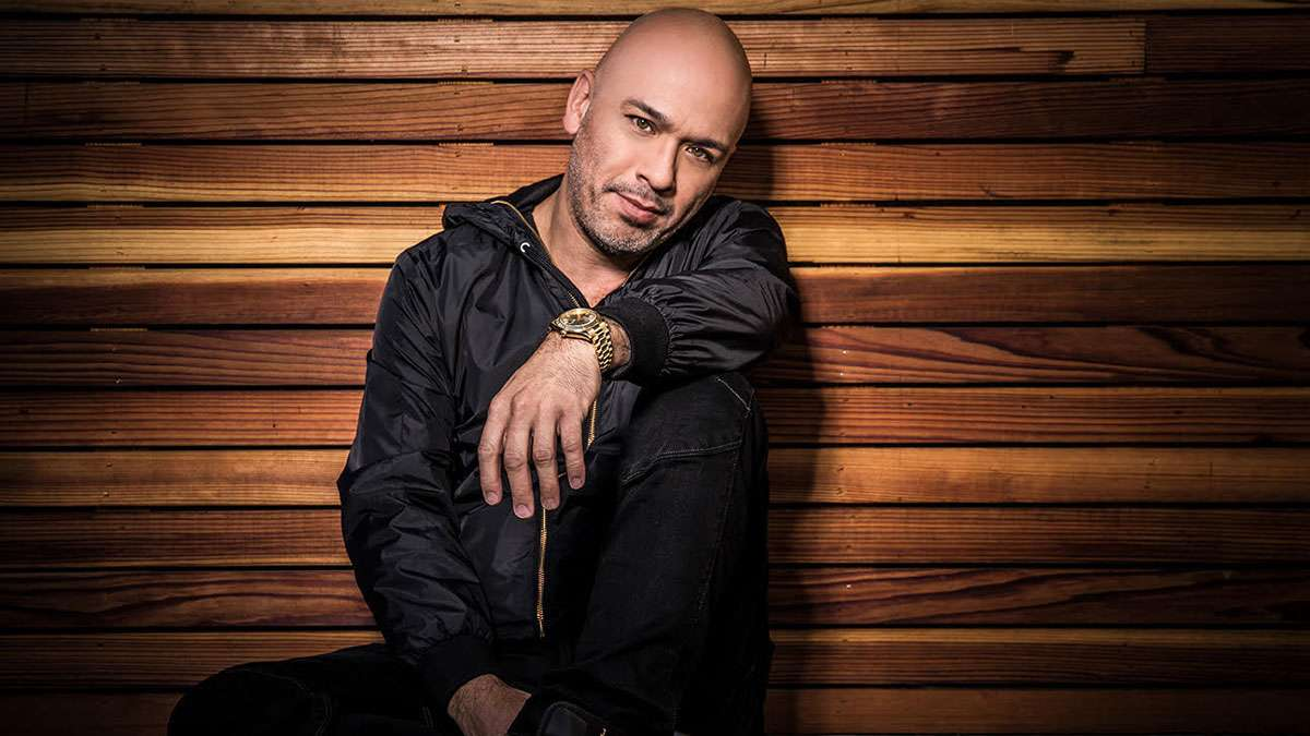 Jo Koy: 'My Mom Didn't Want Me To Be A Comic At All'