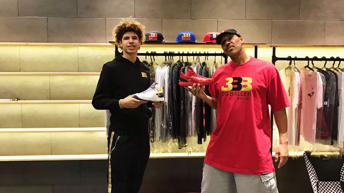 LaVar On Son LiAngelo's Arrest For Shoplifting: 'He'll Be Fine'