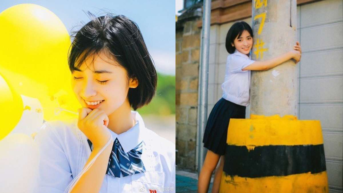 Is This Cutie The 'Meteor Garden' Remake's New Shan Cai?