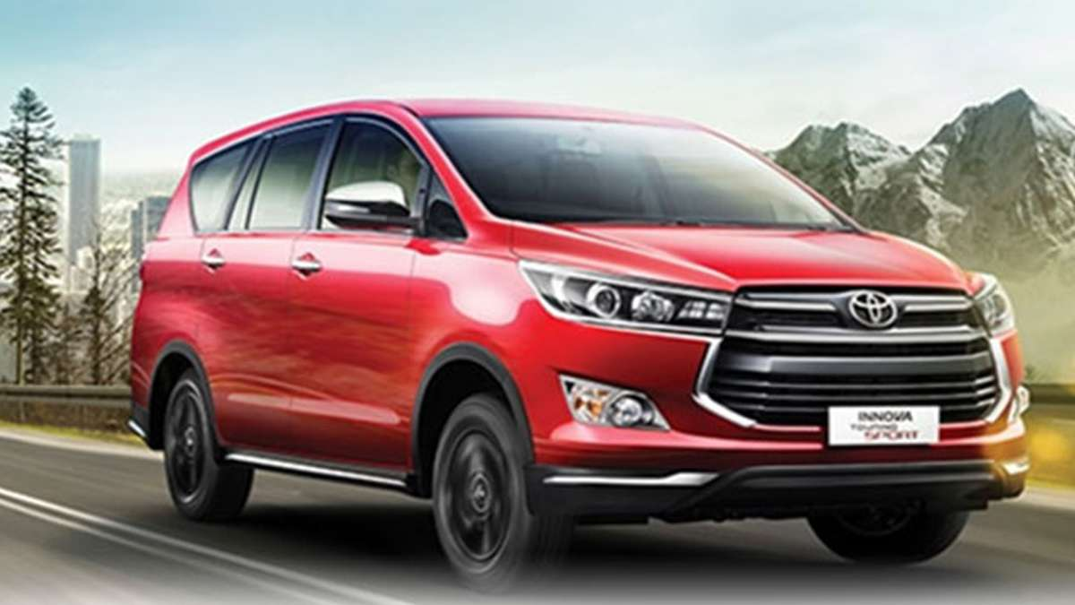 Toyota PH Introduces New Innova Touring Sport Variant