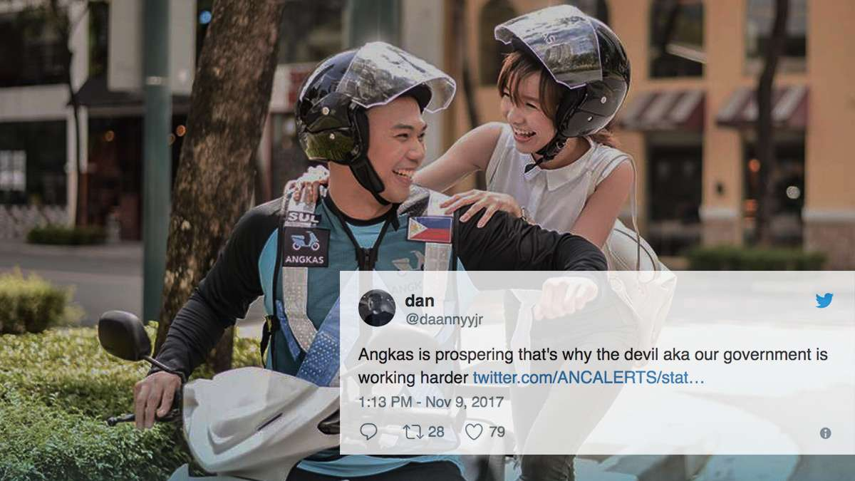 The Most Triggered Commuter Reactions Over LTFRB Closing Angkas And #PrayForMRT
