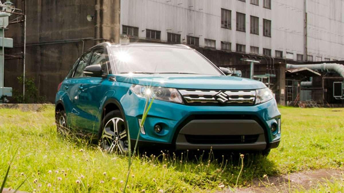 LOOK: There's A New Suzuki Vitara