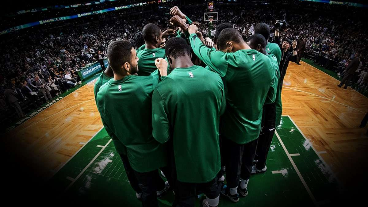 The Boston Celtics And The Power Of Optimism