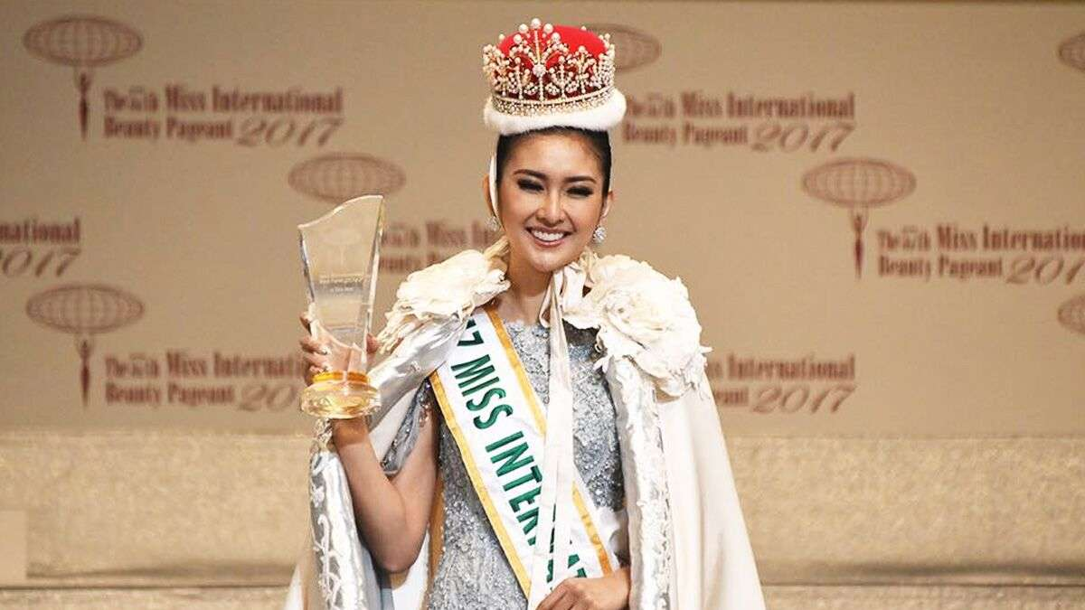 Stunning Miss International 2017 Kevin Lilliana Was Named After The 'Home Alone' Character