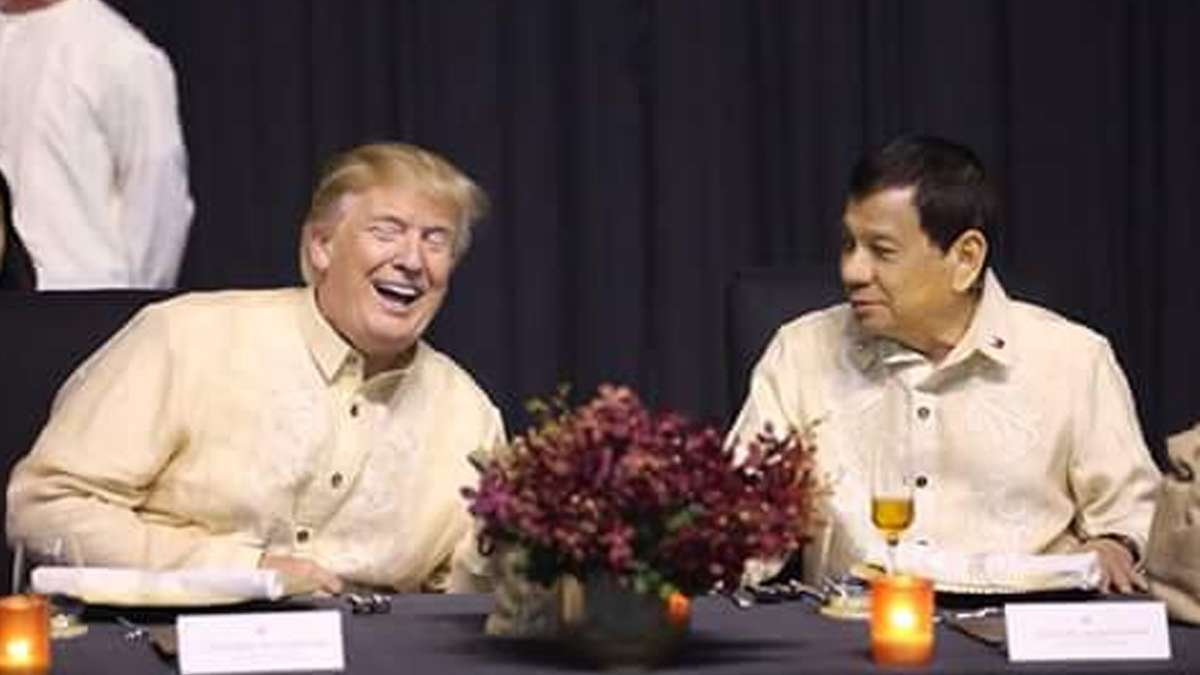5 Times The Trump-Duterte Bromance Was Just Too Real