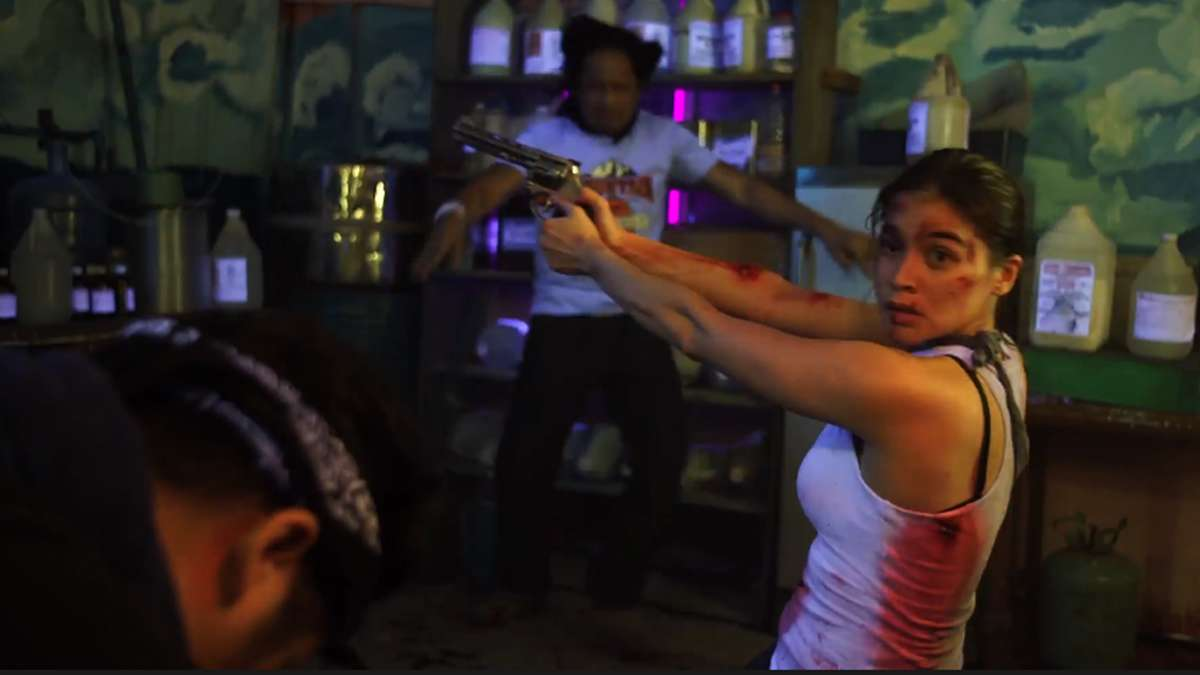 WATCH: Anne Curtis Makes It Rain Blood And Bullets In Explosive 'Buy Bust' Sneak Peek
