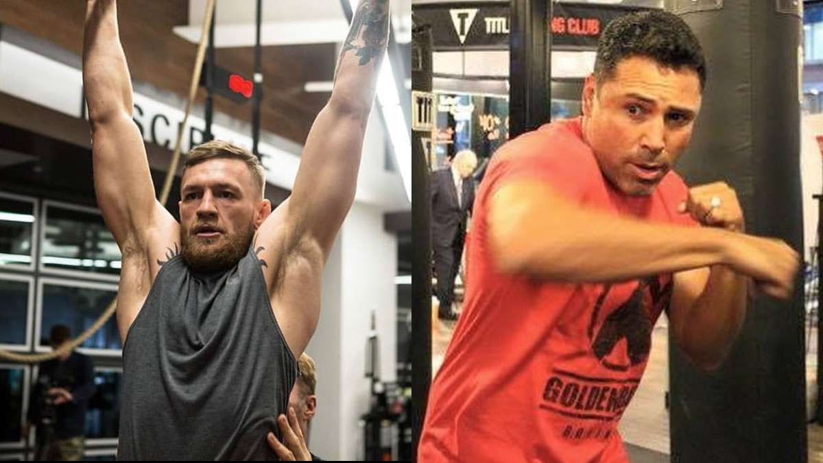 Who Would Win In A De La Hoya-McGregor Megabout?