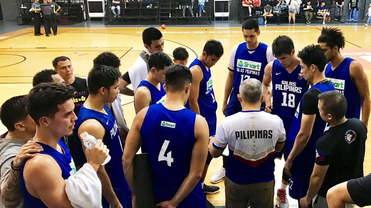Replacing Romeo And Other Burning Questions For Gilas' World Cup Qualifiers