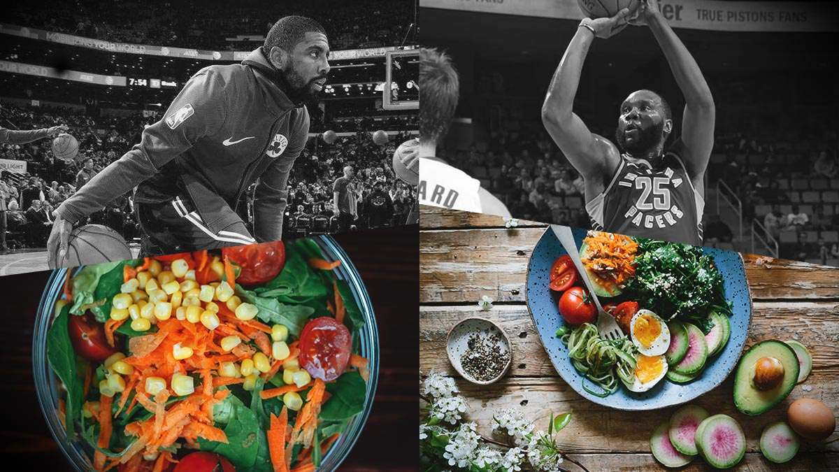 Nutrition Rising: Diets Have Become The Secret Weapon In The NBA