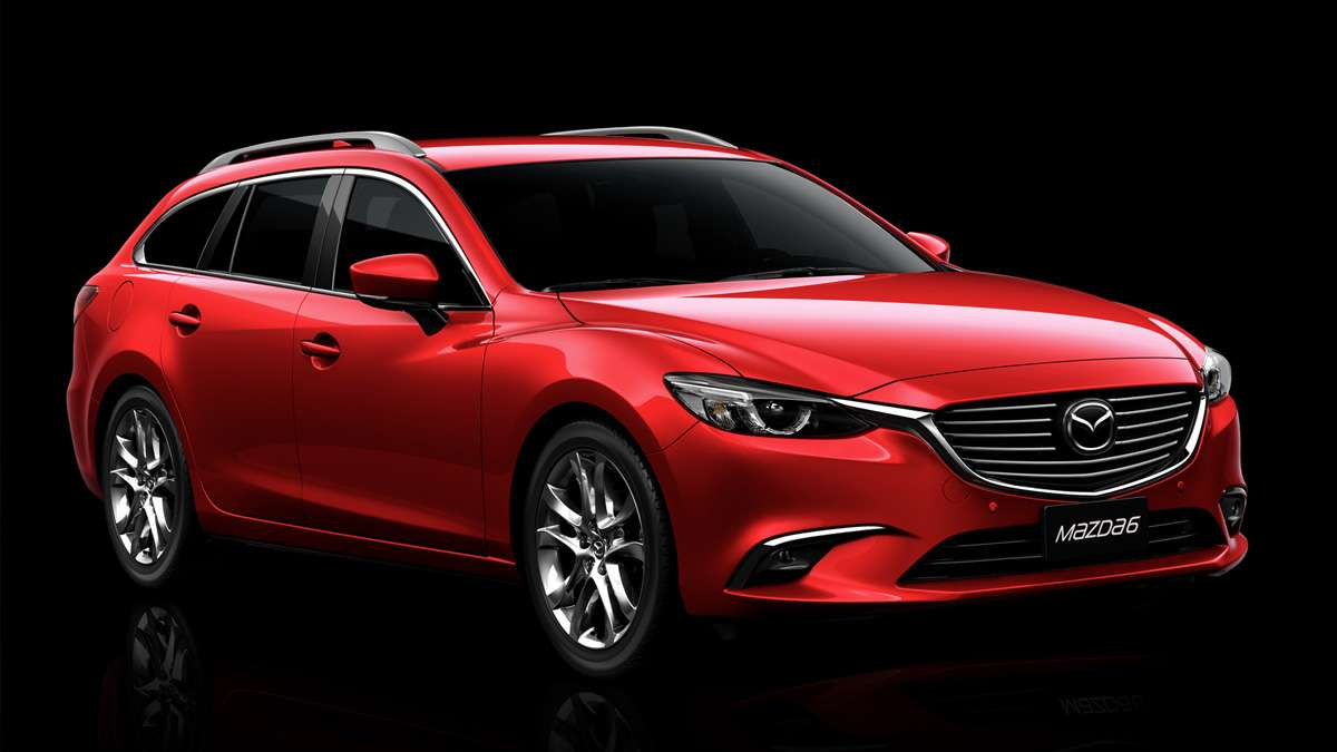 The Mazda 6 Wagon Is Idiot-Proof—A Shield Against Manila's Carmageddon