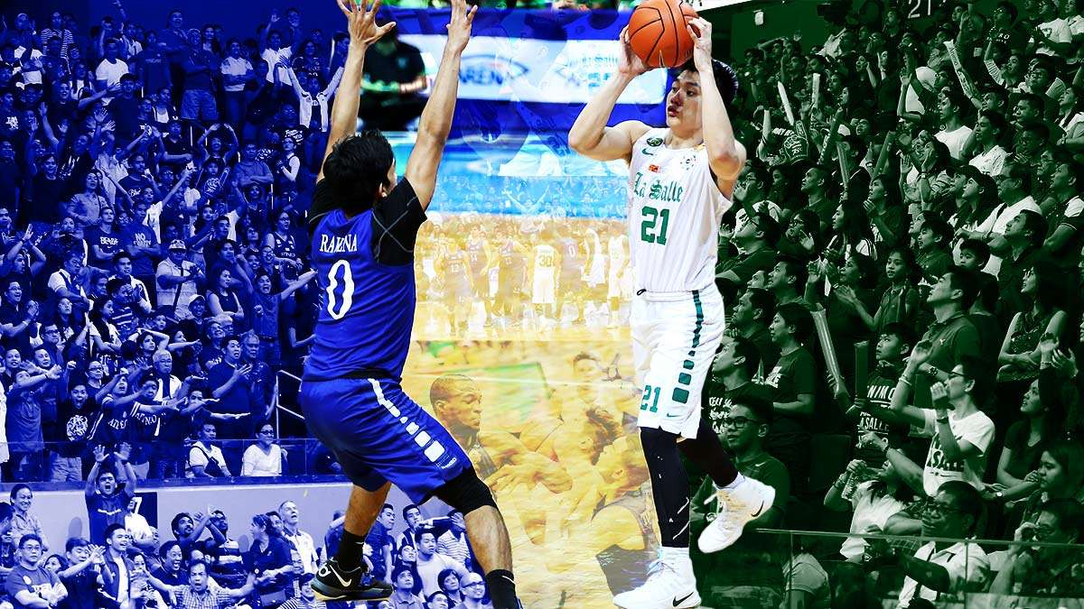 5 Of The Greatest Championship Series From The Great Ateneo-La Salle Rivalry