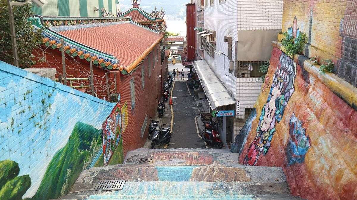 'I Found Peace (And The Best Street Food Ever) In Tamsui, Taiwan'