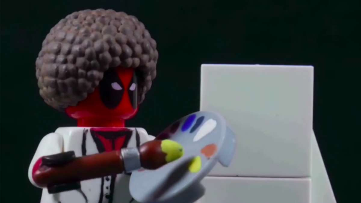 'Deadpool 2' Trailer Gets Recreated In Awesome LEGO Mashup