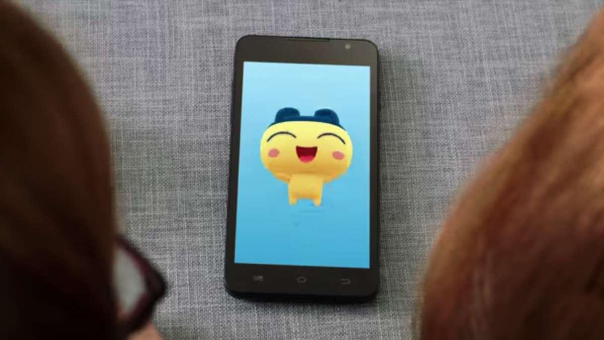LOOK: Tamagotchi Is Coming To Smartphones