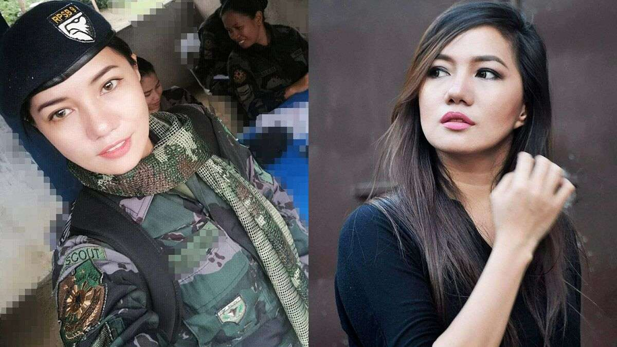 One Of The PH's Prettiest Policewomen On What It's Like To Be A Woman In Uniform