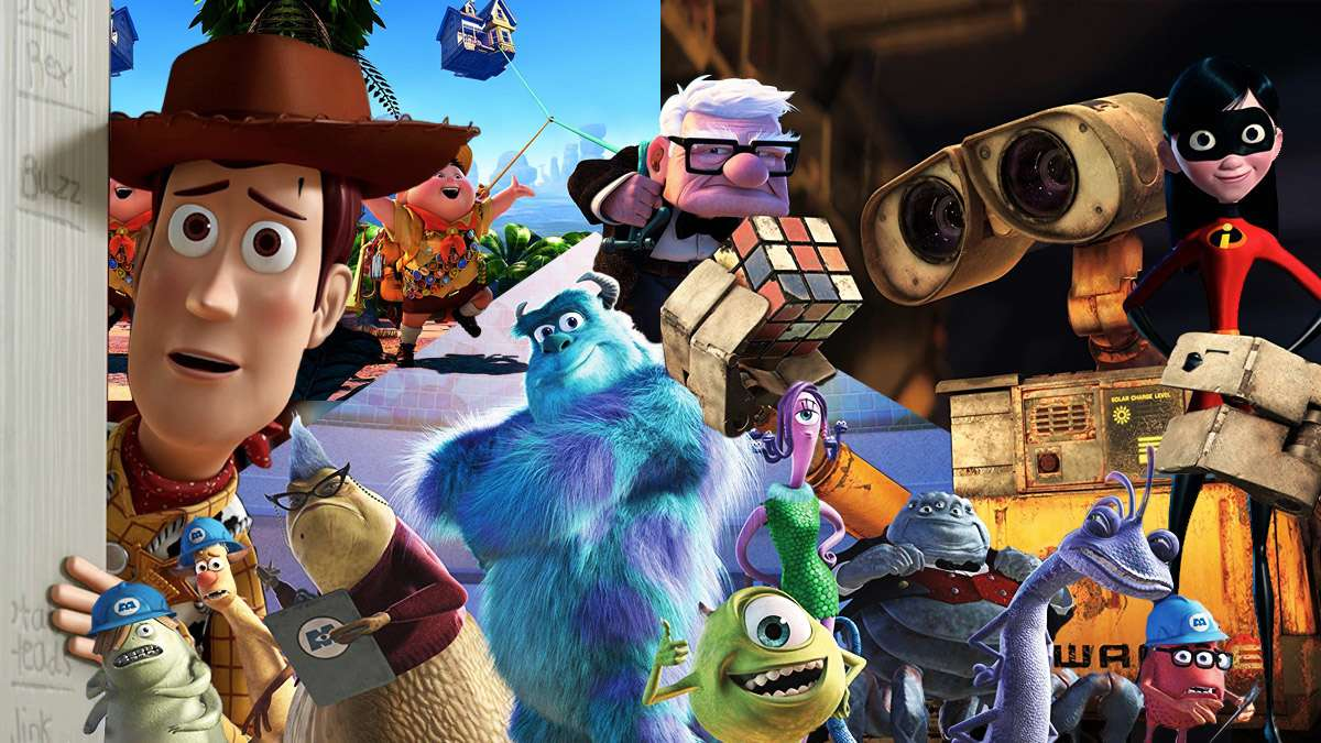 Our Definitive Ranking Of The 15 Greatest Pixar Characters So Far