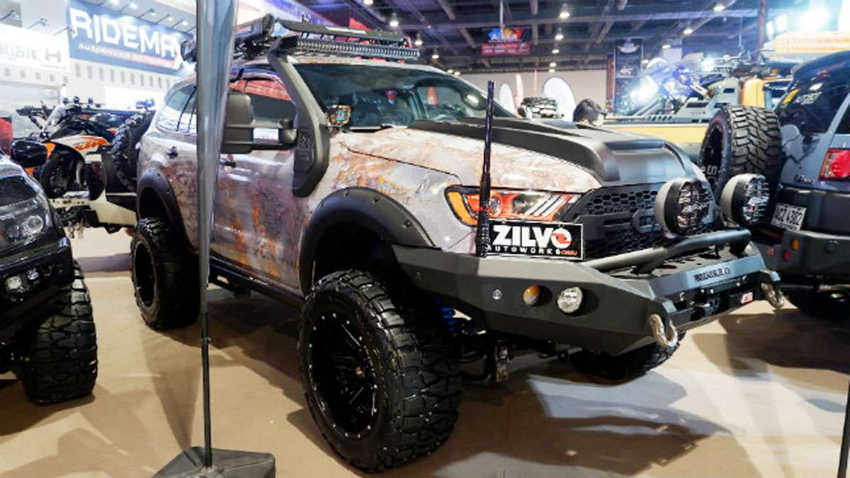 15 Custom Off-Roaders That Crashed Into The 2017 Manila Auto Salon