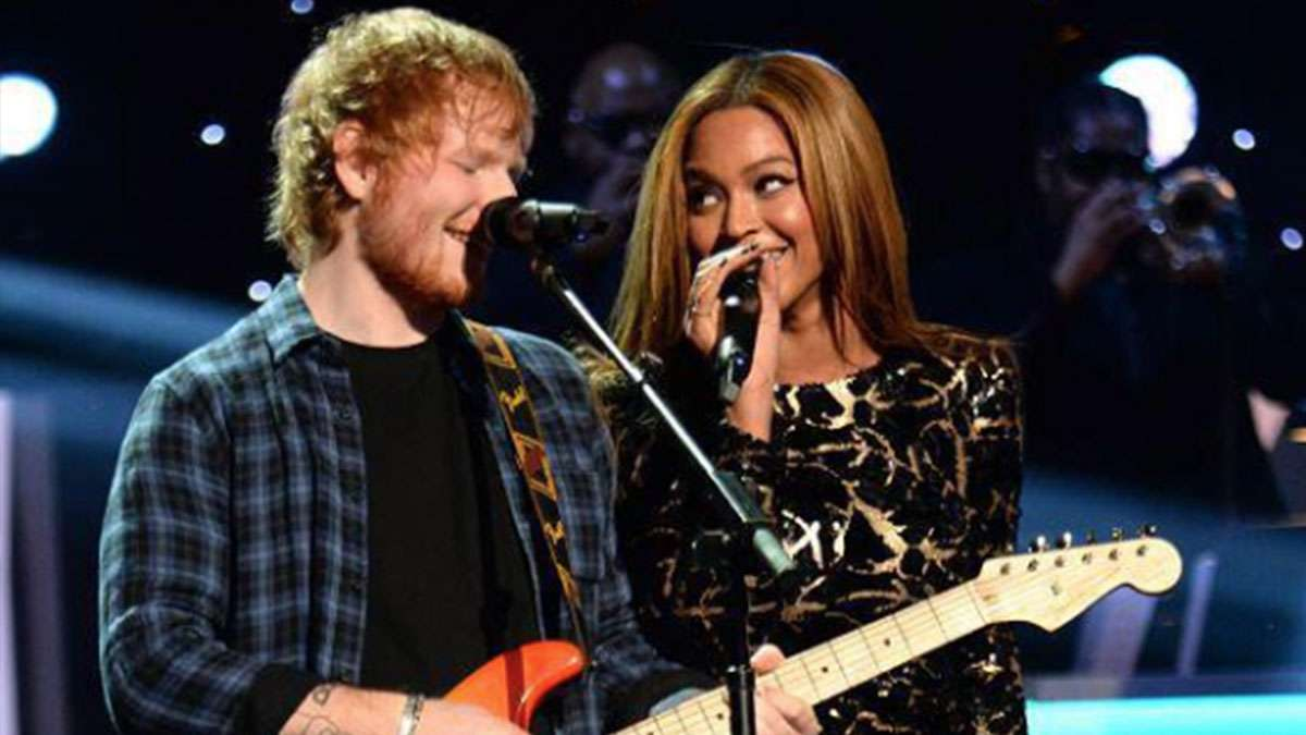 Ed Sheeran's 'Perfect' With Beyonce Is The Next Big Wedding Song