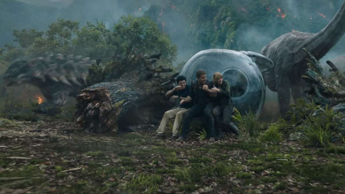 5 Burning Questions After Watching The 'Jurassic World: Fallen Kingdom' Teaser