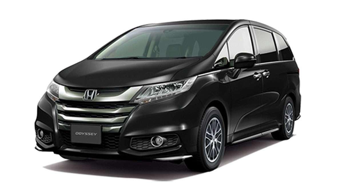 Honda PH Introduces Refreshed Odyssey