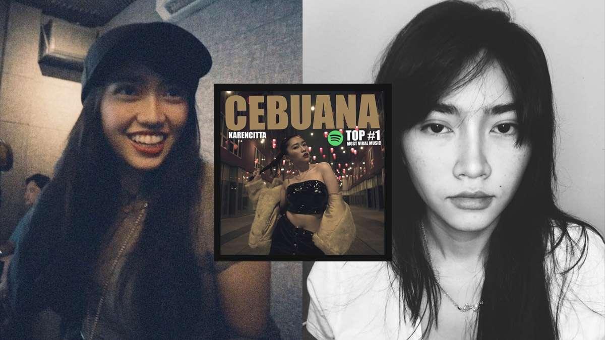 Meet Karencitta, The Babe Behind The Viral Hit 'Cebuana'