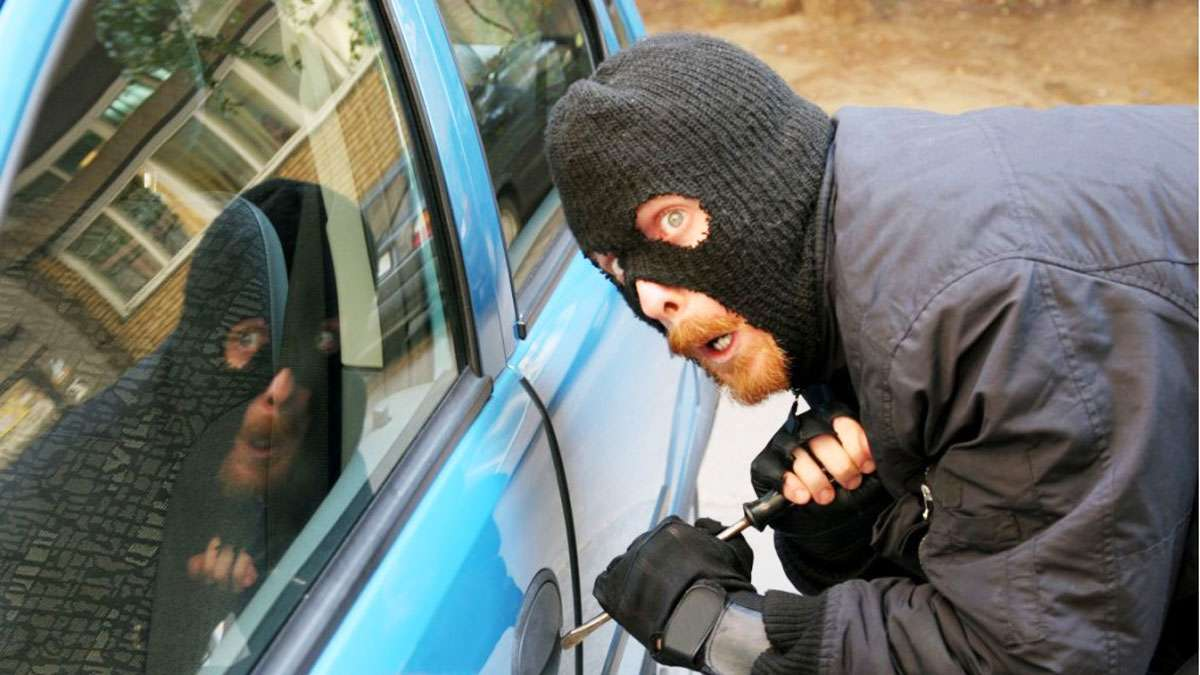 10 Tips To Make Your Car Theft Proof