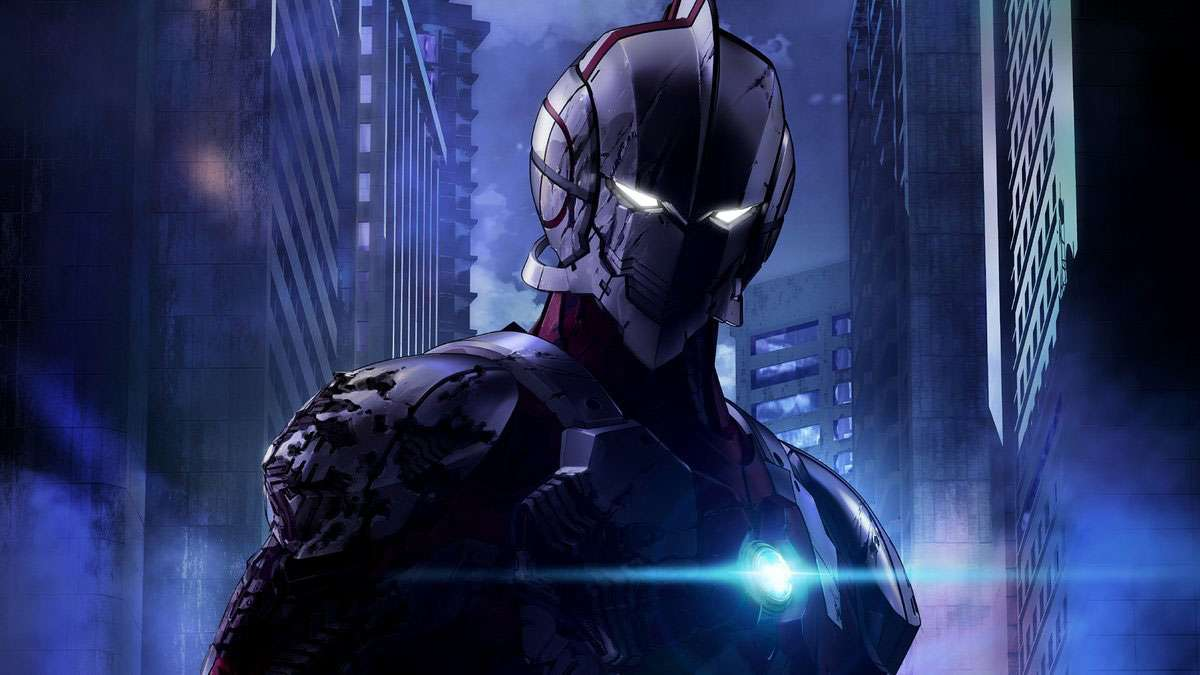 Anime Ultraman Looks Nothing Like The Hero We Grew Up With