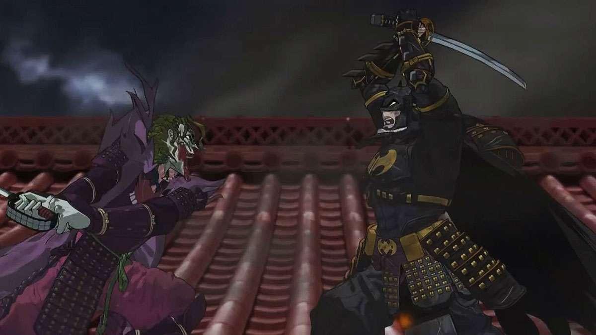 The Dark Knight Goes Samurai Mode In 'Batman Ninja' Trailer