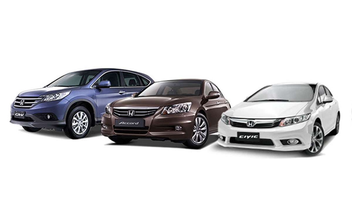 Honda Recalls Almost 200,000 Cars In PH Due To Airbag Defect