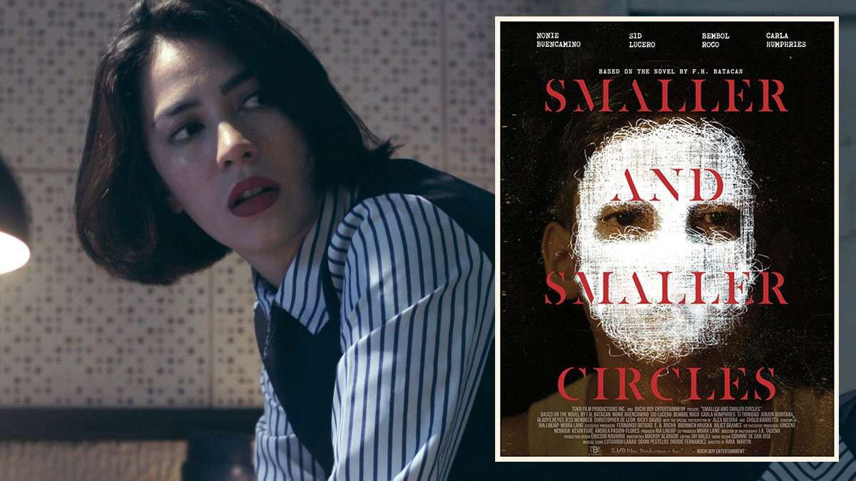 'Smaller And Smaller Circles' Is A Slow Burn That Offers Brief, Gruesome Joys