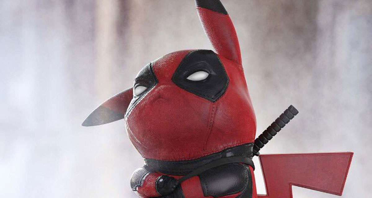 WTF: Ryan Reynolds Will Voice Pikachu In A Pokemon Movie