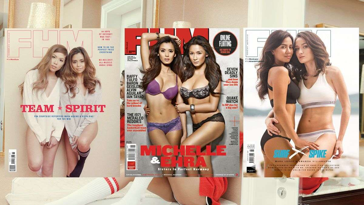Guess Who: FHM's 14th Anniversary Issue Cover Girl! | FHM Ph