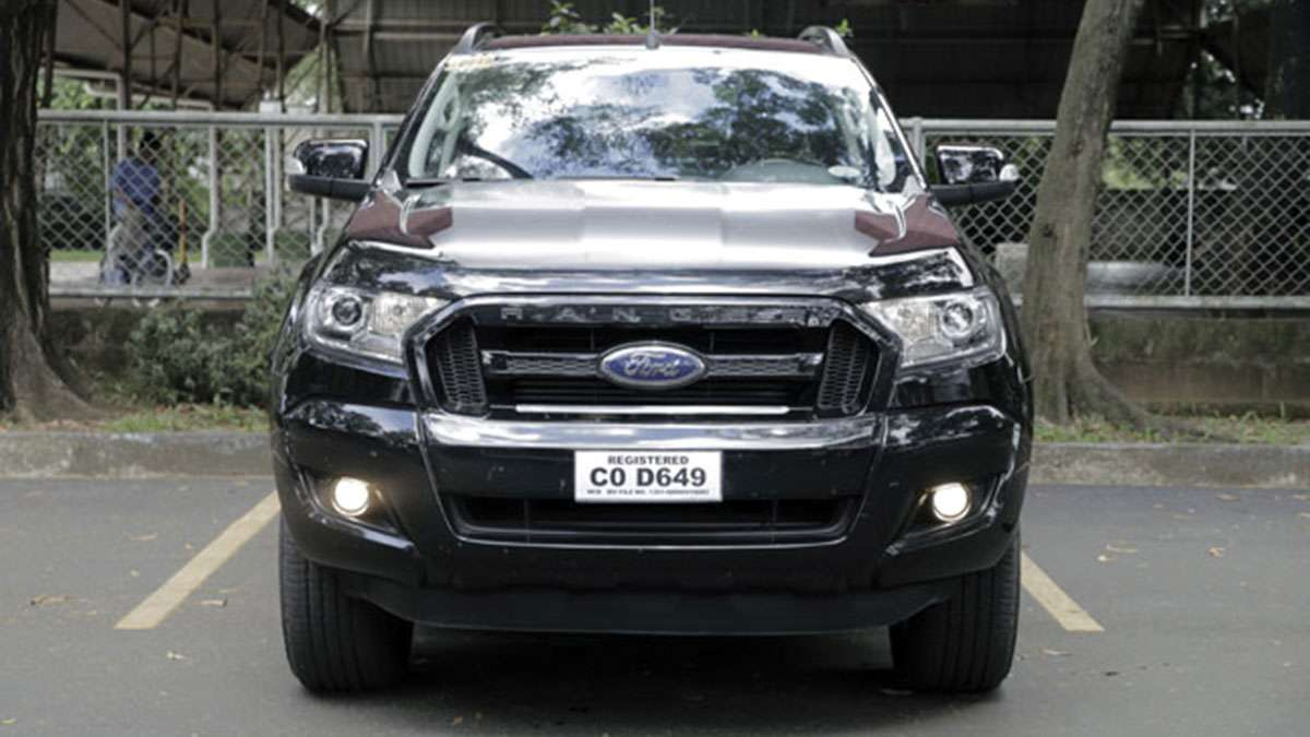 The Ford Ranger FX4 AT Is A Pickup For City Slickers