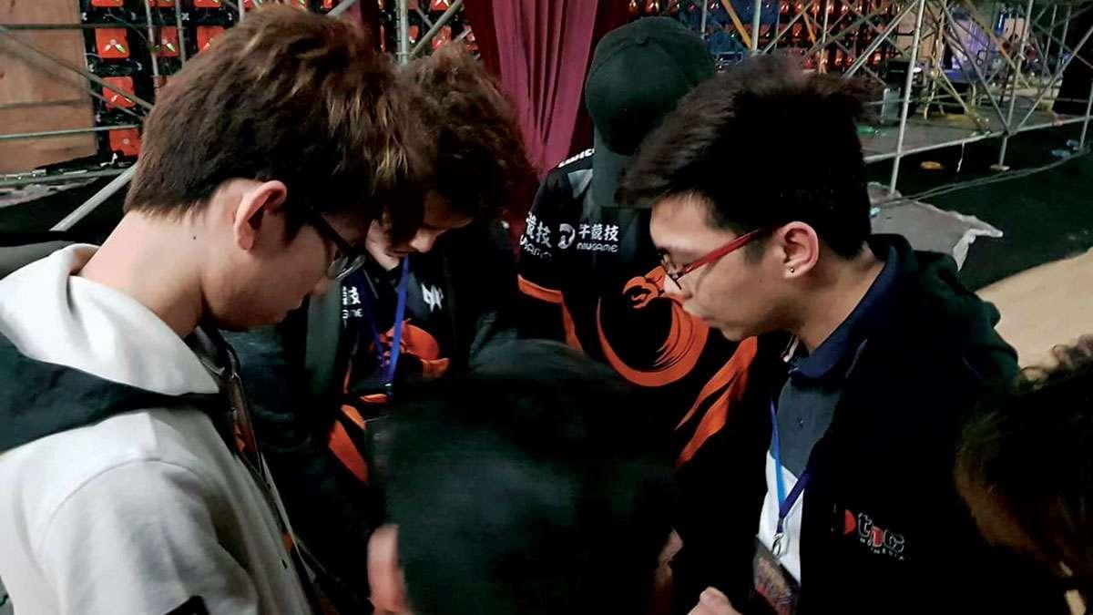 TNC Pro Team Bags P3.2 Million In 'Dota 2' Macau Tourney