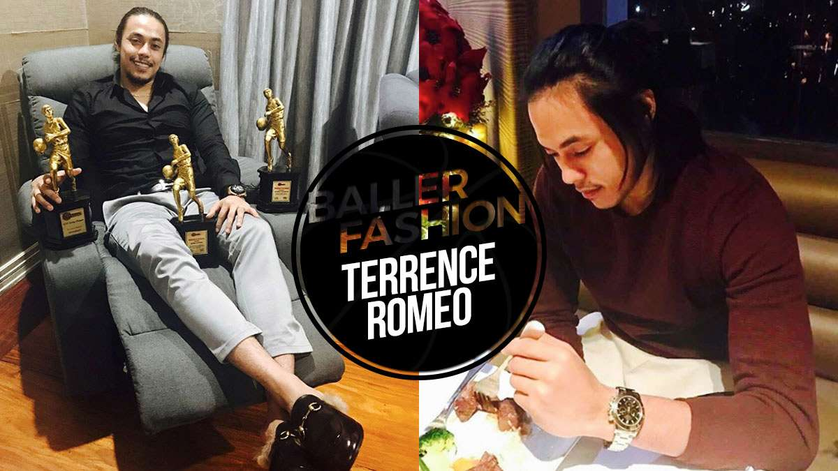 7 Times Terrence Romeo Was Our Fashion Peg