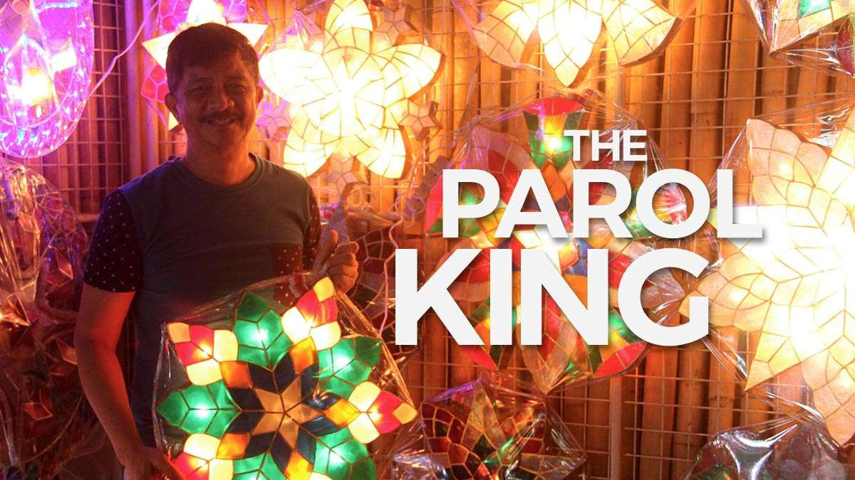 The Light Never Dims For This Ex-Janitor Turned Pampanga's Parol King