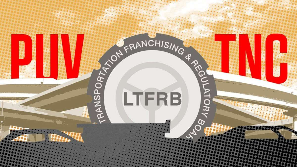 This Is What The LTFRB Has Been Up To Lately