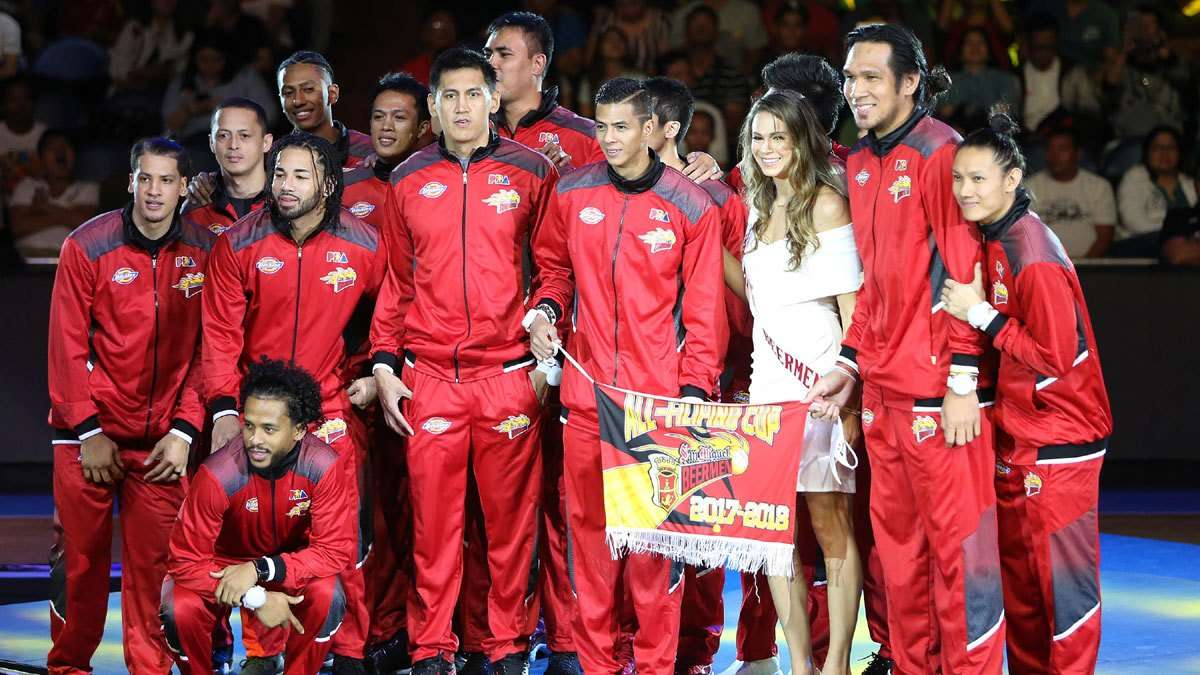 The PBA Season 43 Opening Through The Eyes Of The Muses