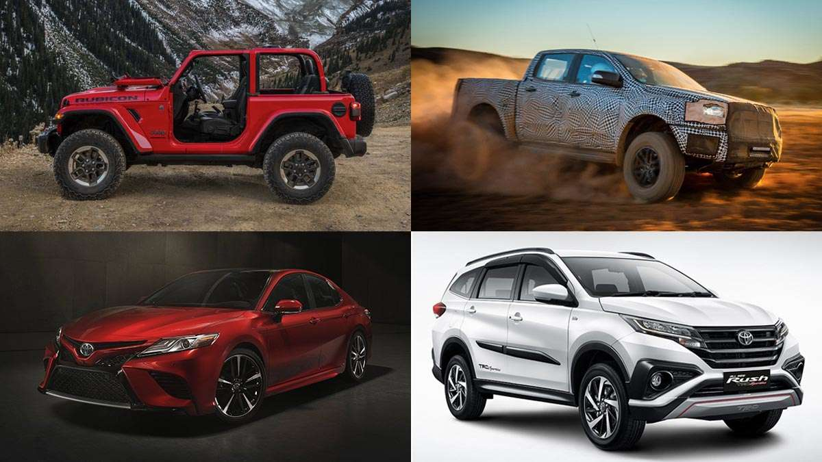 10 Cars We're Looking Forward To In 2018