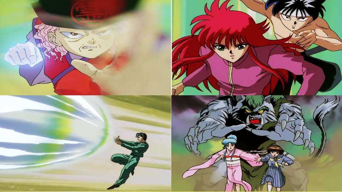 10 Incredible 'Ghost Fighter' Moments That Will Reawaken Your Inner Anime Kid