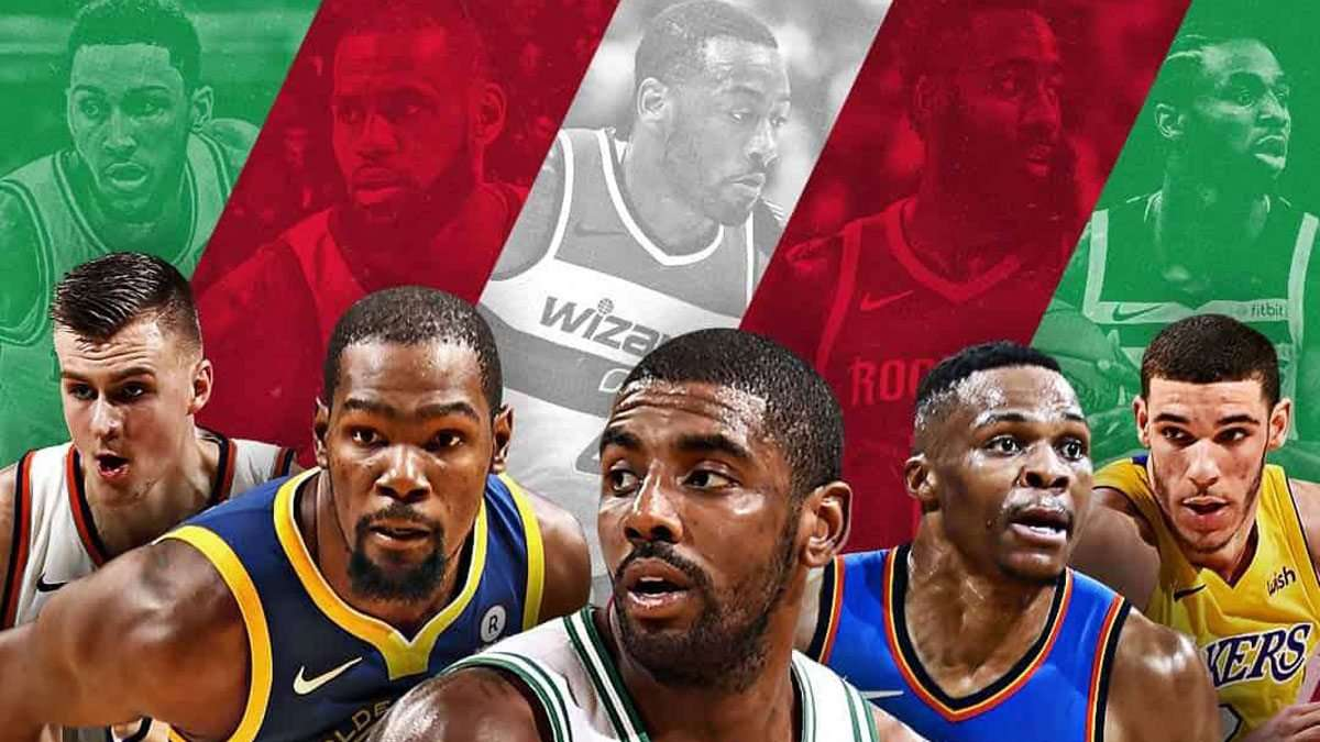 the nba has something great in store for basketball fans this holiday season a star studded five game christmas day slate what better gift to receive - Nba On Christmas