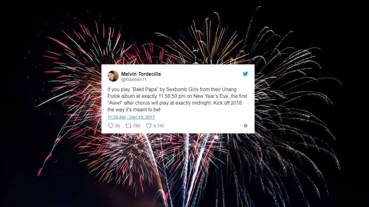 Hilarious 'Start 2018 Right' Tweets To Try Out Come New Year's Eve