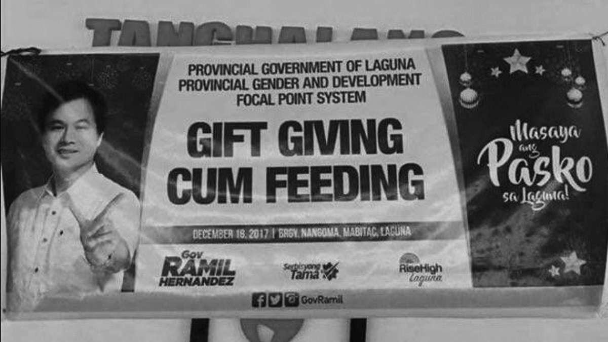 The Most Hilarious Reactions To Laguna's Awkward Feeding Program