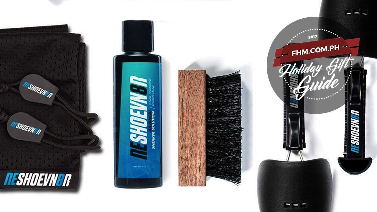 Shoe Maintenance Must-Haves For The Sneaker-Obsessed Man