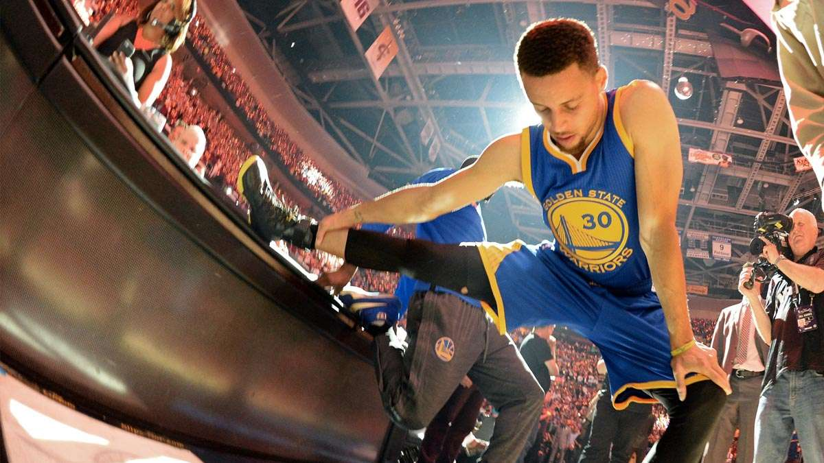 Steph Curry Sidelined For Christmas Day Finals Rematch Against Cavs