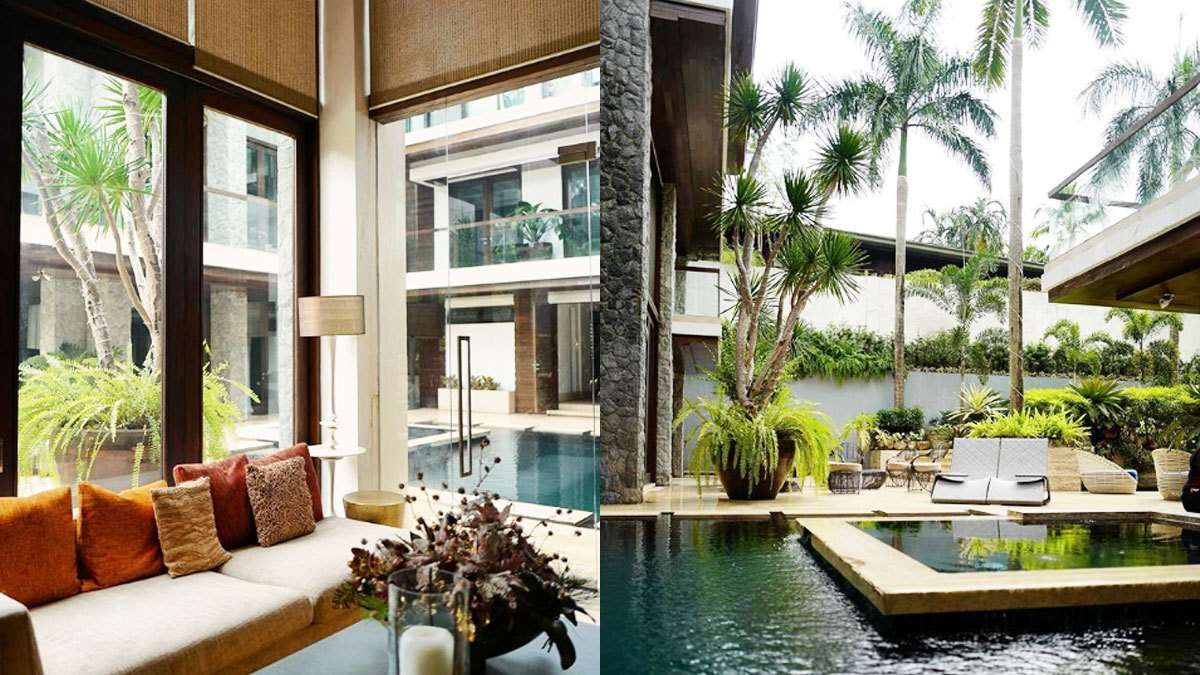 LOOK: Manny And Jinkee Pacquiao's Luxurious Forbes Park Home