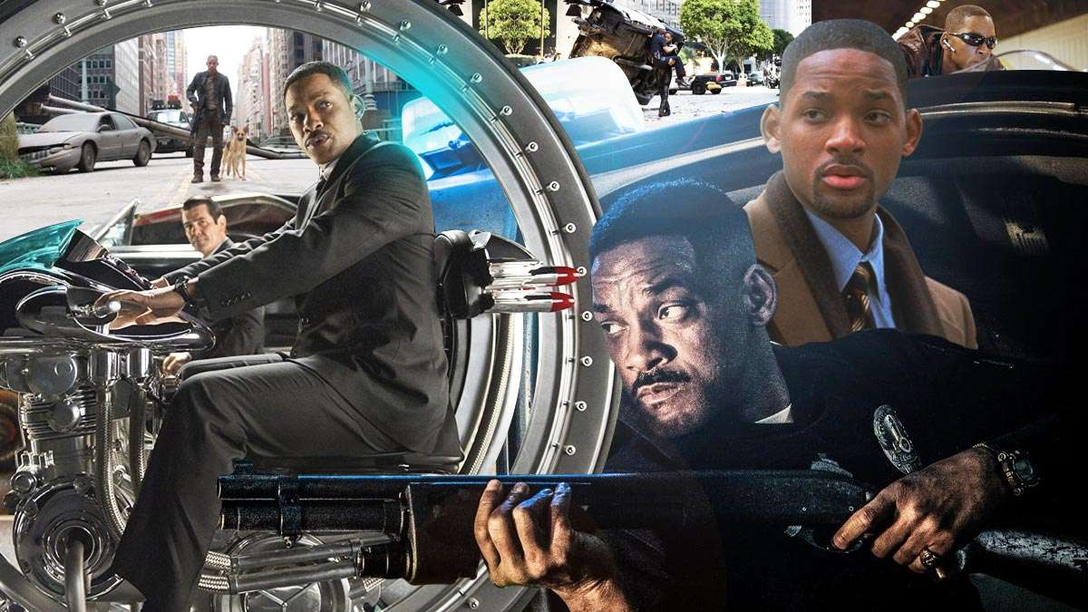 Explosive Will Smith Movies That Made Him A Blockbuster Bad Boy