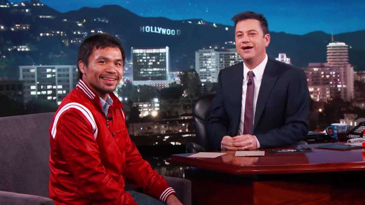 The Best (And Craziest) Manny Pacquiao International TV Guestings