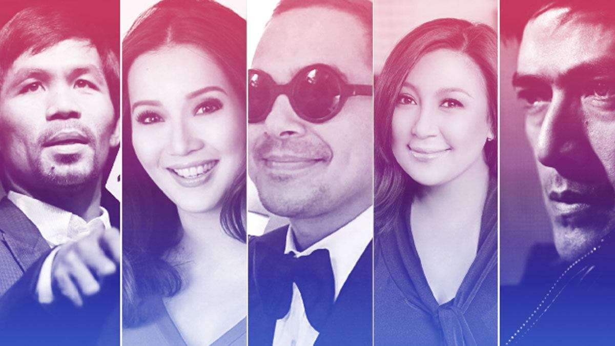 How Much Income Tax Will Pacman, Kris Aquino, And John Lloyd Cruz Pay Under The New Tax Law?